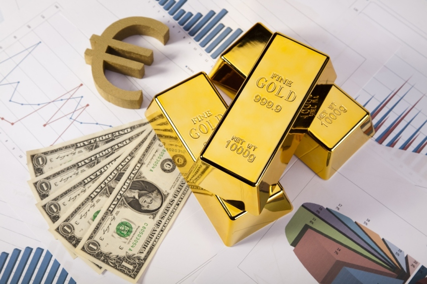 4 top investors are betting big ongold