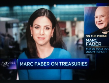 Marc faber on cnbc