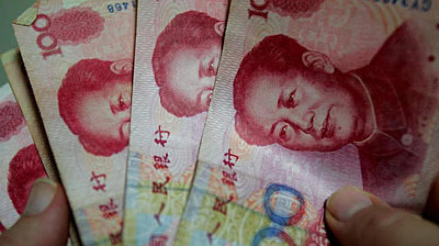BREAKING: China Devalues Yuan Overnight