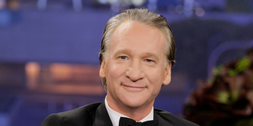 Maher on Ahmed Mohamed Incident: 'It Looked Exactly Like a Bomb…'