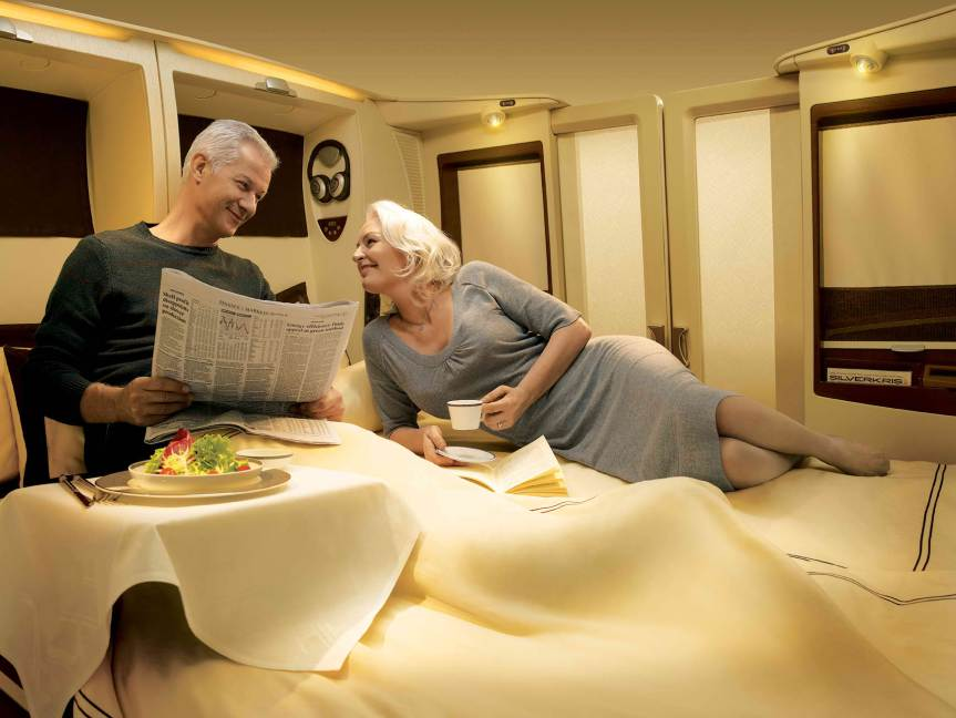 3 Reasons Why Flying First Class Is Worth Every Penny