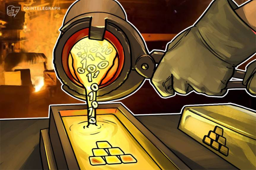 Company To Link Gold Trade Payment Methods With Cryptocurrency Techniques